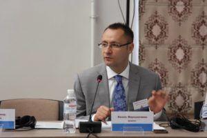 Vasyl Myroshnychenko - Image of Ukraine
