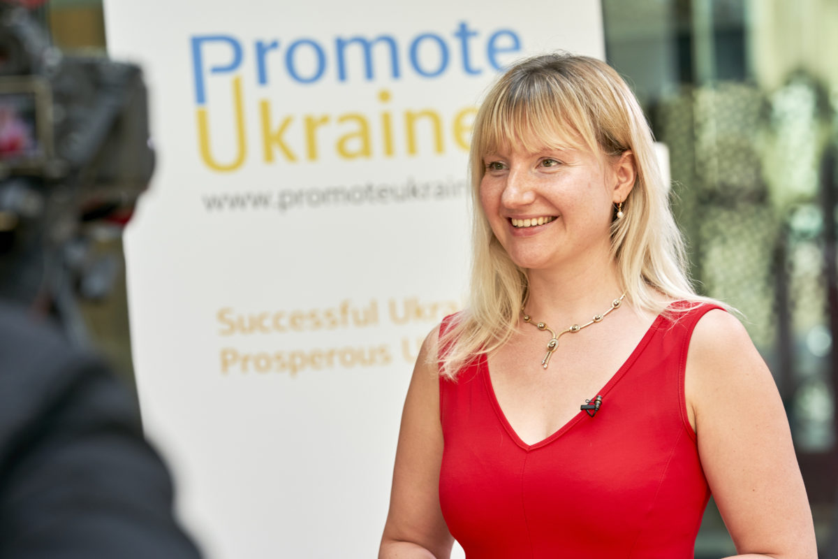 Promote Ukraine