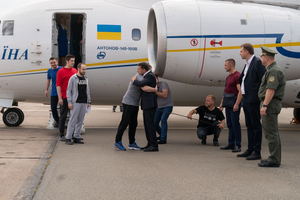 Exchange of Prisoners. How Ukraine will Deal with Russia?