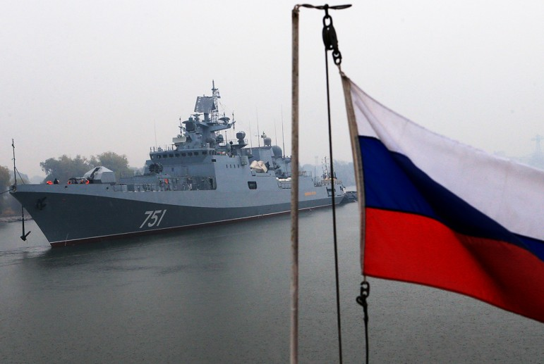 The Maritime Policy of Russia. Threat for Ukraine and for the World