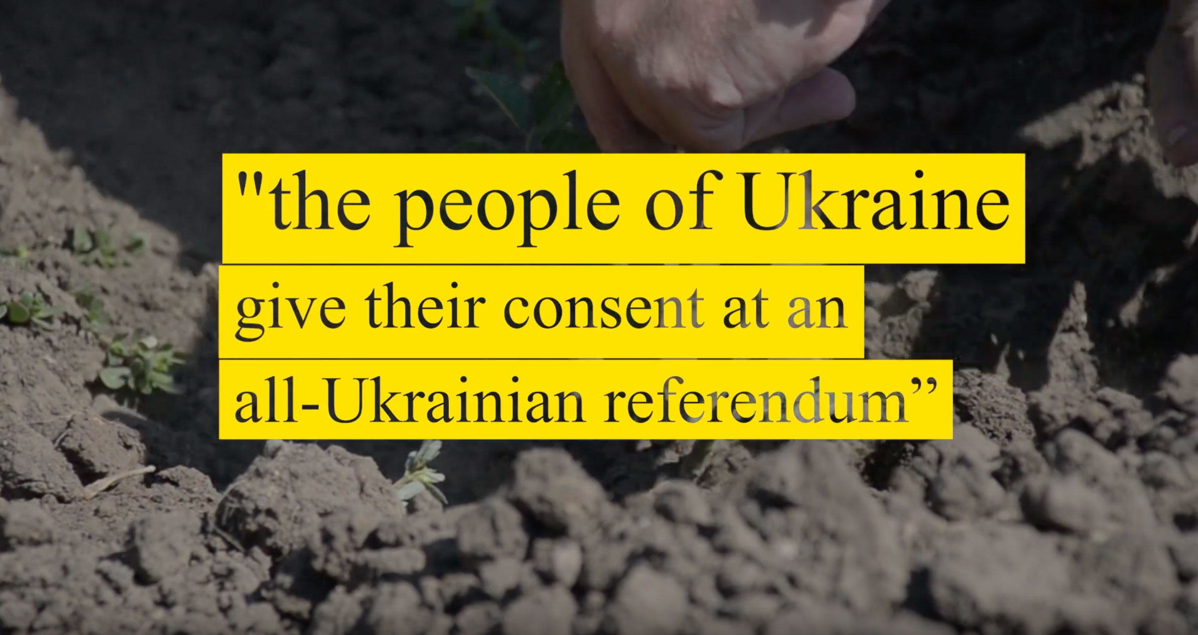 Lifting the Moratorium on the Sale of Agricultural Land in Ukraine – a National Security Issue?