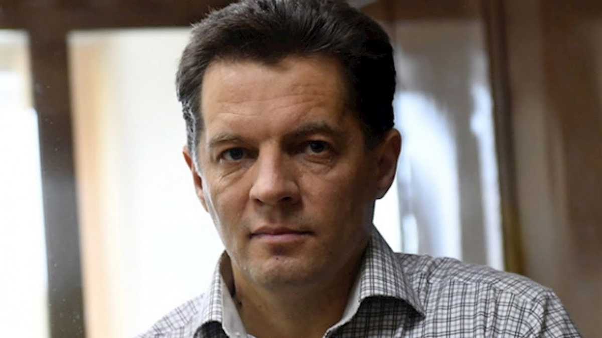 "Roman Sushchenko: ""Ukraine changed a lot in the last three years when I was in prison"""