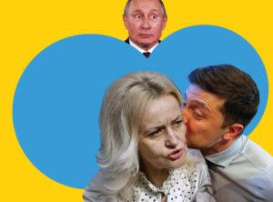 Путін, Зеленський, Фаріон і Національна Ідея