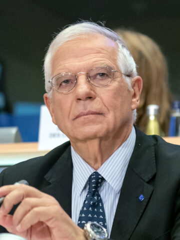 Borrell to visit Ukraine after the pandemic