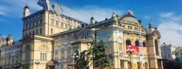 National Opera of Ukraine was a means of Russification of Ukrainian culture?