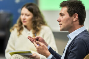 Brussels Ukraine Review presentation