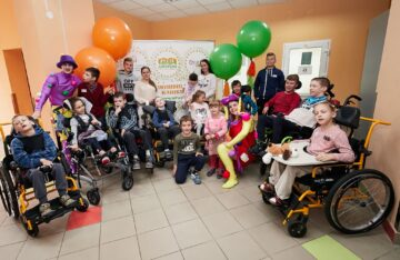 Promote Ukraine calls for help to Dzherelo Training and Rehabilitation Center