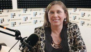 Valentyna Bykova