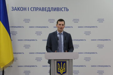 Deputy Foreign Minister Yevhen Yenin will represent Ukraine in international courts against Russia