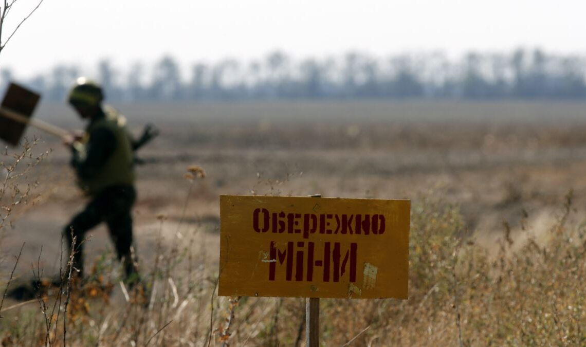 Mines Donbass