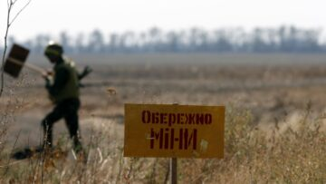 Militants in Donbas Continue the Mining of Territories