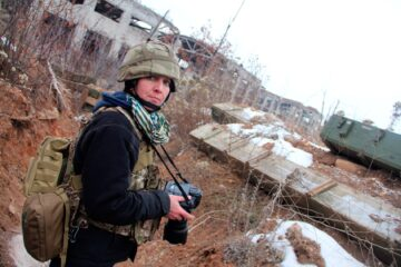 Fake: Russia accuses Ukrainian military of raping American journalist
