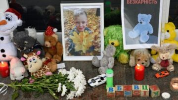 """""""My angel is in the ground, and they are here!"""" What happened to the case of 5-year-old Kyrylo Tlyavov over the year and where did the murder weapon disappear"""