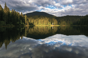 Lake Synevyr: The Eye Of The Sea In The Carpathian Mountains