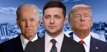"Between Trump and Biden. Who will Zelensky choose in the story with ""Derkach's tapes""?"