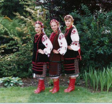 The World Embroidery Day: Ukrainian Vyshyvanka