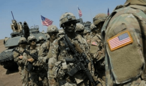 American the soldiers