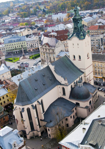 Lviv gets Gold award from EBRD for ecological and social best practices