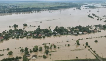 EU gave emergency assistance following floods in Ukraine