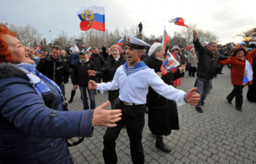 "Russia continues ""new colonization"" of occupied Crimea"