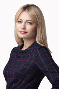 Marina Hritsyshyna expert