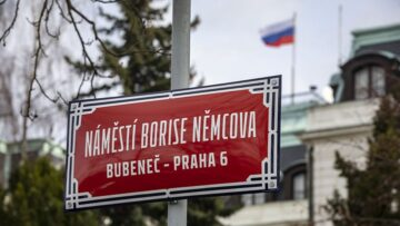 The Czech Republic is expelling two Russian diplomats over the scandal