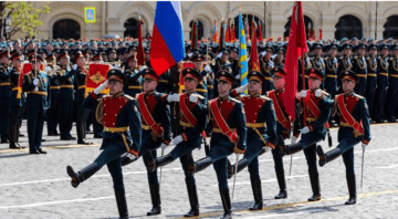 Russian propaganda: СOVID19 and the Victory Day parade as an occasion to rewrite history