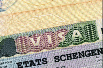 Russia on top of the Schengen visas applications number