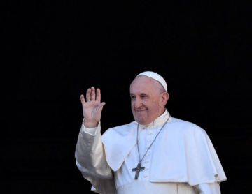 The Pope called for prayers for flood victims in Ukraine