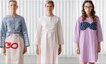 Еко в українському дизайні: одяг з евкаліпту, переробленого пластику та ананасового листя