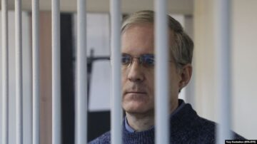 "American veteran Wilan in Moscow received 16-years prison sentence ""for espionage"""