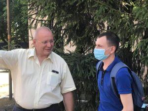 Yuriy Zolkin Denis Bigunov experts
