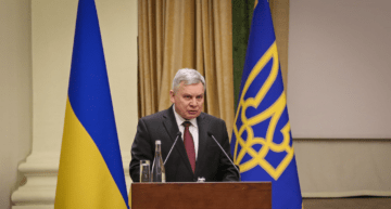 Minister of Defence of Ukraine: Russia Prepares to Deploy Nuclear Weapons in Crimea