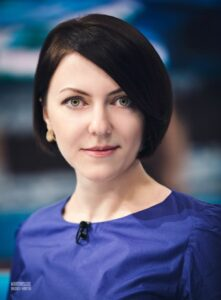 Anna Malyar expert