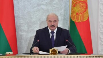 Belarus needs strong European support now amid increasingly overt Russian backing