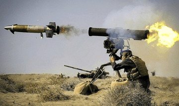 Russian Special Services Hunt for Javelins in Ukraine