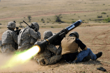 Javelin complexes go to Donbas