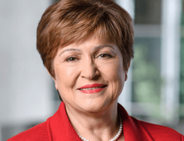 IMF Boss Kristalina Georgieva Concerned about Political Pressure on NBU