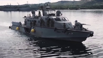 US to Sell Armed Patrol Motor Boats to Ukraine