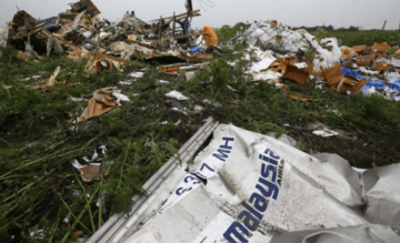 MH17 Flight: the European Court of Human Rights Registered a Lawsuit against Russia