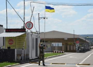 Occupiers in Donbas Blocking Movement of People across Five Checkpoints on Contact Line