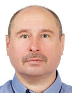 Oleksandr Hmelevskij expert