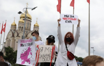 Against the Kremlin: Protests Have Come Over Major Cities in Russia