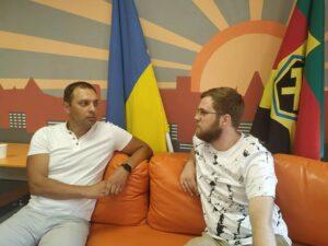 Sergiy Vinnyk Denis Bigunov experts