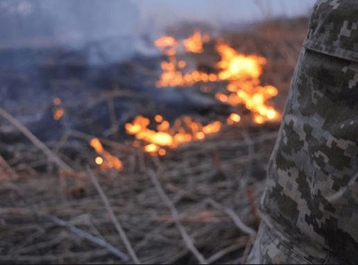 Shelling Donbass
