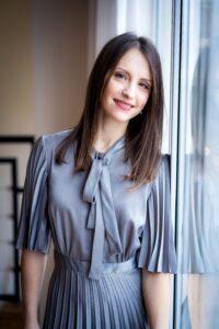 Tetyana Mozgova expert