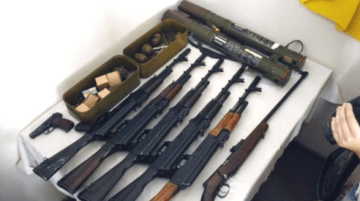 Ukrainians Do Not Hurry to Part with Illegal Weapons