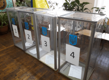 Ukrainians Elect Local Authorities