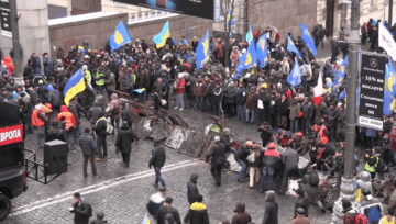 Since when Is Maidan a Symbol of Massacre for the EU?