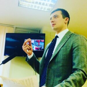 Oleksandr Zakrinichniy expert